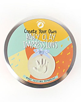 Baby Clay Impressions