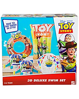 Disney Toy Story Deluxe Swim set