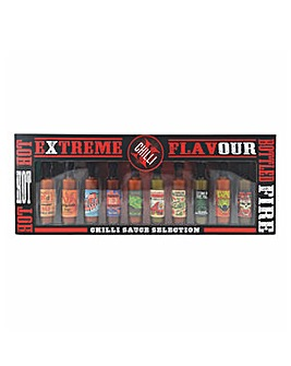 Chilli Sauce Set of 10