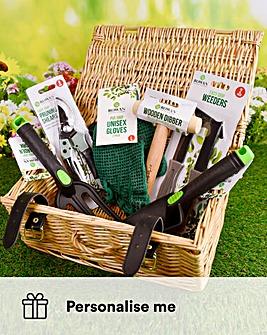 Personalised No.1 Gardener Hamper