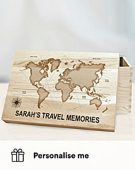 Personalised Travel Box