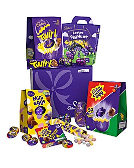 Cadbury Easter Egg Selection