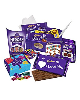 Cadbury Valentines Super Bundle
