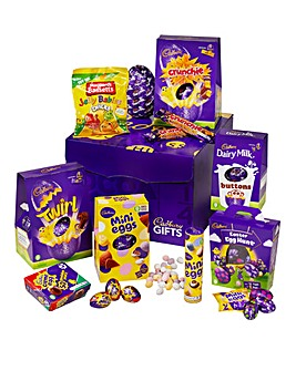 Cadbury Easter Hamper