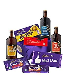 Cadbury Dad Beer Box