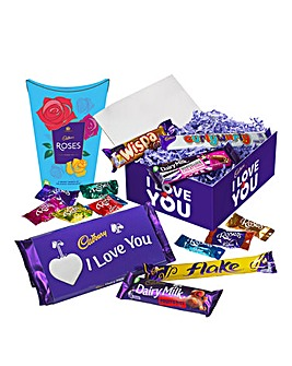 Cadbury Valentines Bundle