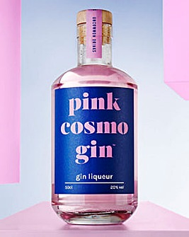 Firebox Pink Cosmo Gin 50cl