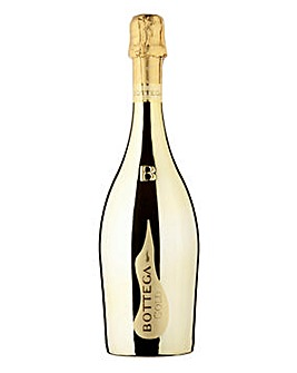 Bottega Gold Prosecco Brut 75cl