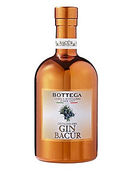 Bottega Bacur Gin 70cl