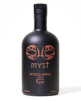 Myst Spiced Apple Rum Liqueur 70cl