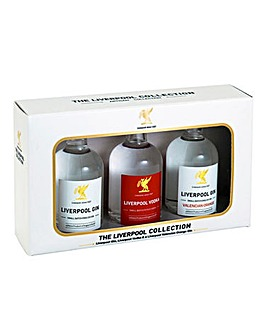 The Liverpool Collection 3x5cl
