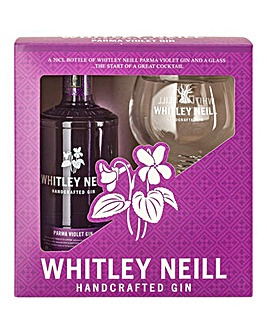 Whitley Neill Parma Violet Set 70cl