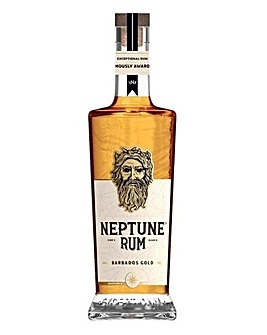 Neptune Rum Barbados Gold 70cl