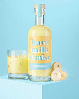 Firebox Banana Hard Milkshake Liqueur 50cl