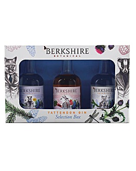 Berkshire Botanical Gin Trio