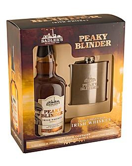 Peaky Blinders Whiskey & Hipflask