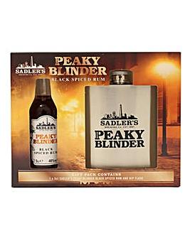 Peaky Blinders 5cl Rum & Hipflask