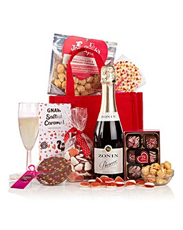 Love You Valentines Hamper