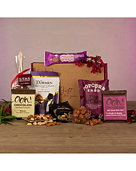 Chocoholics Letterbox Gift