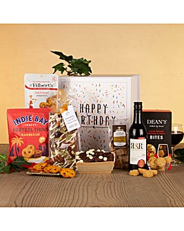Birthday Box Hamper