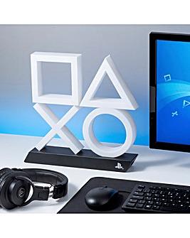 Playstation 5 XL Icon Lights