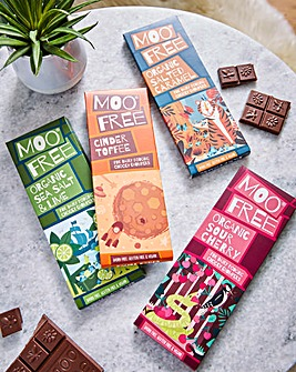 MOO FREE Vegan Chocolate Bundle