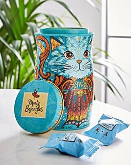 Monty Bojangles Truffle Cat Tin