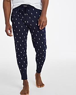 Polo Ralph Lauren Navy Pony Lounge Pant