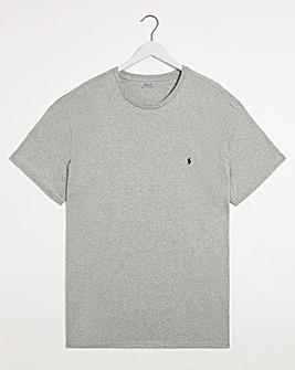 Polo Ralph Lauren Grey Pony Lounge T-Shirt