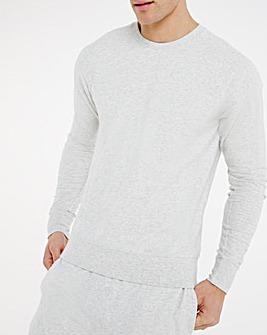 Polo Ralph Lauren Lounge Sweat Top - Grey