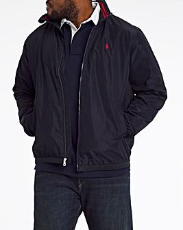 Polo Ralph Lauren Navy Waterproof Jacket