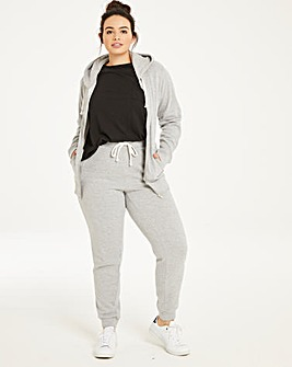 Grey Marl Essential Jogger