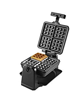 Tower Stainless Steel Rotary Waffle Make