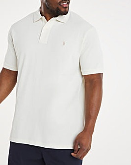 Polo Ralph Lauren Classic Short Sleeve Polo - Cream