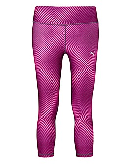 Puma Graphic Capri Tight