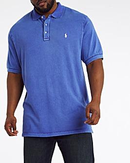 Polo Ralph Lauren Short Sleeve Terry Polo - Navy