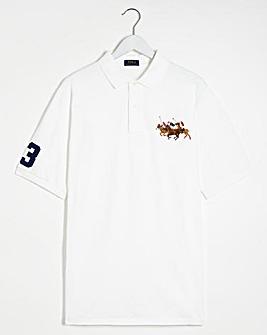 Polo Ralph Lauren Big Pony Short Sleeve Polo