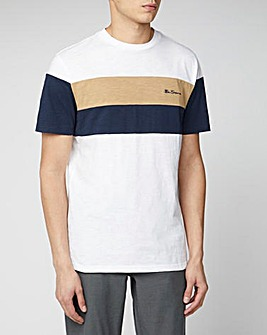BS Heritage Sports Block T-shirt