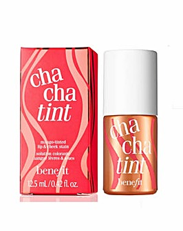 Benefit CHA CHA Tint Mango Tinted Lip and Cheek Stain