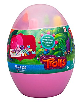 Trolls Creative Egg