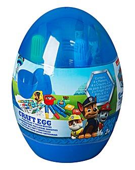 Paw Patrol Creative Egg