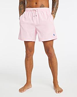 Polo Ralph Lauren Pink Classic Swimshort