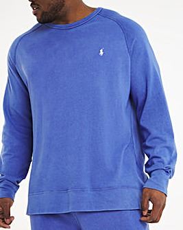 Polo Ralph Lauren Lightweight Sweat - Blue