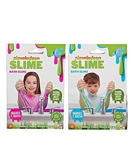 Nickelodeon Slime Bath