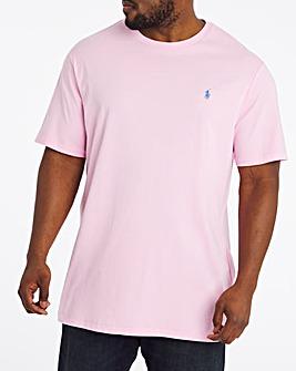 Polo Ralph Lauren Classic Short Sleeve T-Shirt - Pink