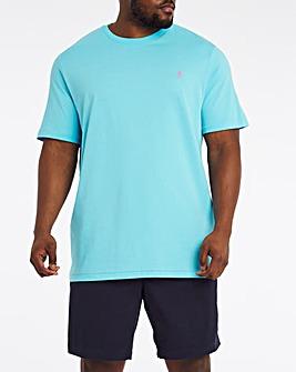 Polo Ralph Lauren Classic Short Sleeve T-Shirt - Turquoise