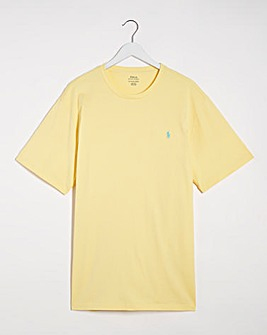 Polo Ralph Lauren Classic Short Sleeve T-Shirt - Yellow