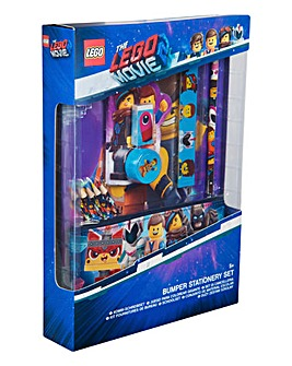 Lego Movie 2 Bumper Stationery Set