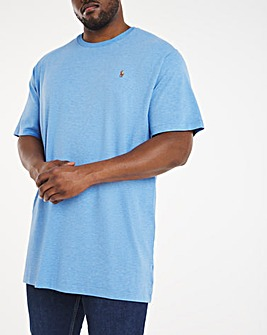 Polo Ralph Lauren Short Sleeve Soft Cotton T-Shirt - Blue