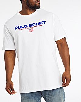 Polo Ralph Lauren Short Sleeve Polo Sport T-Shirt